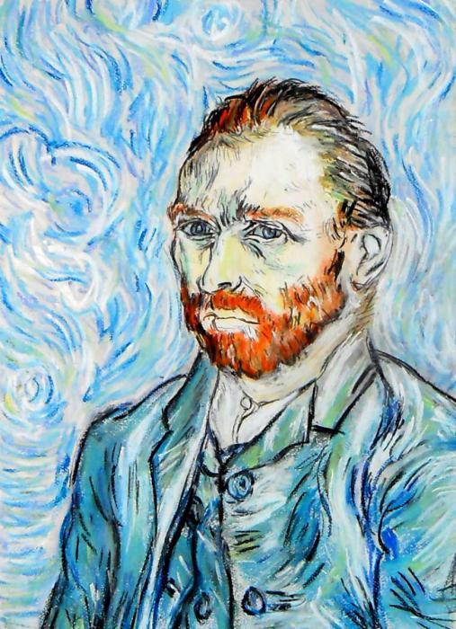 Vincent van Gogh por maximuslevrai
